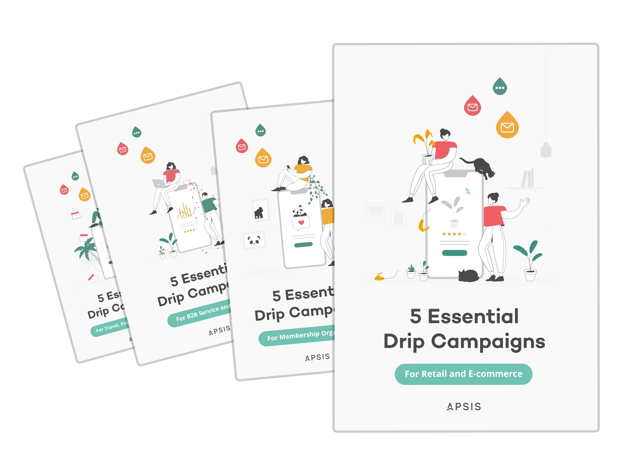 Dripcampaings for your industry