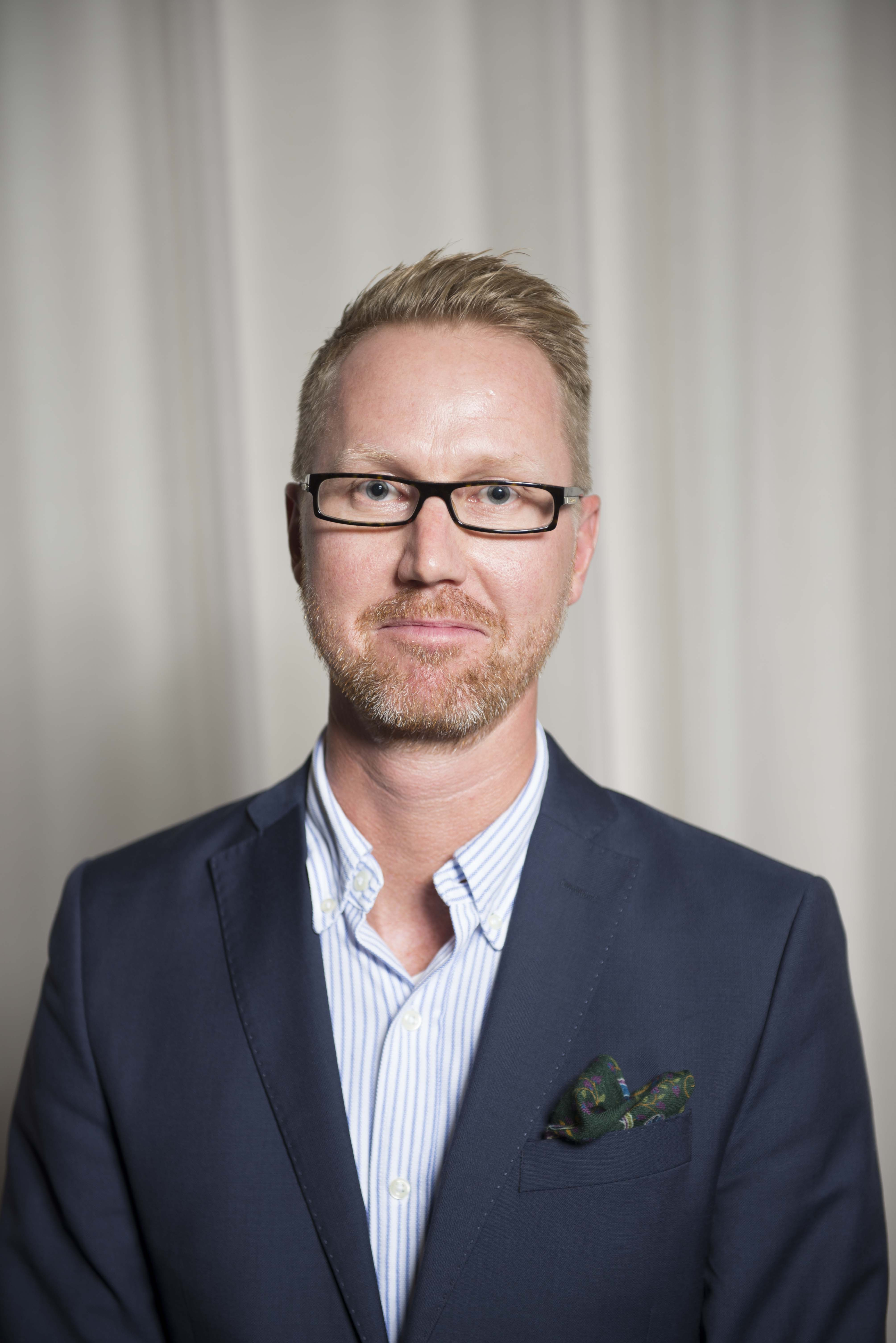 APSIS Creative Services Manager Fredrik Wremerth