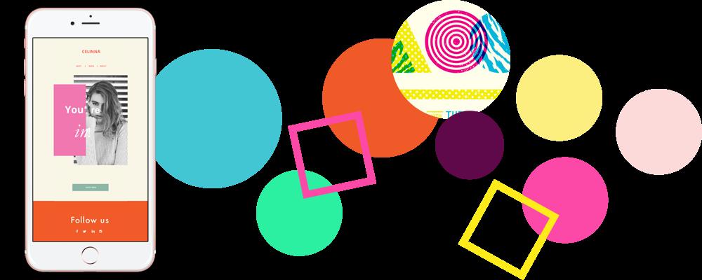 APSIS Email Design 2016: colour blocking