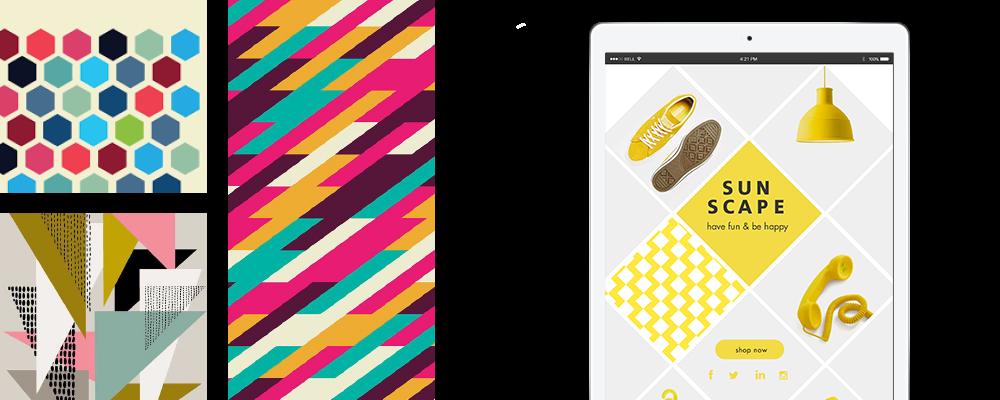 APSIS Email Design 2016: shape