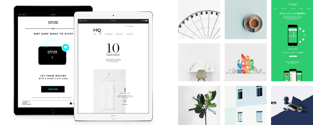APSIS Email Design 2016: simple design