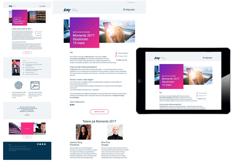 Evry Email Design | APSIS Blog