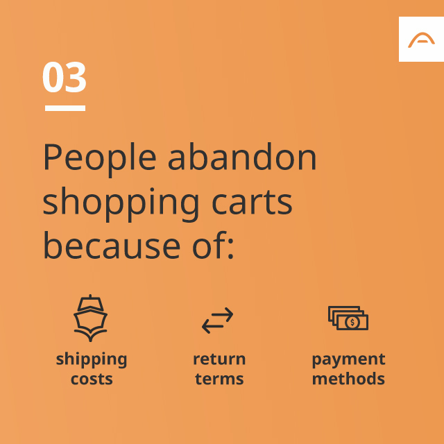 The value of e-commerce: why do people abandon shopping carts?
