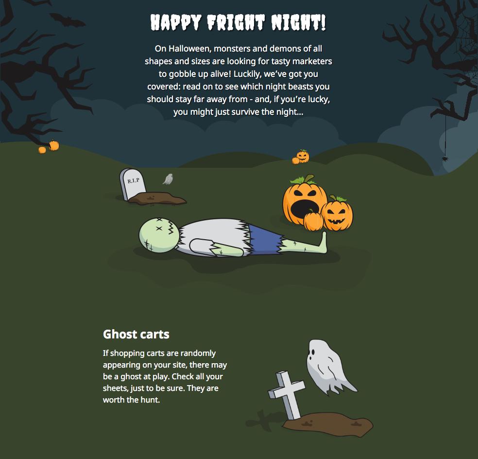 APSIS Halloween Infographic 2015